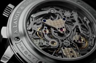 La classifica degli orologi di lusso del 2017