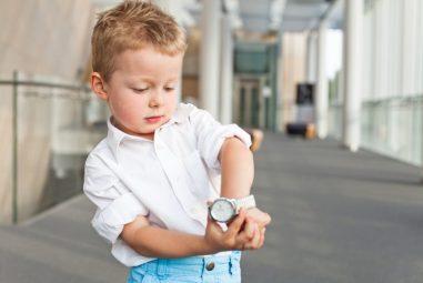 I migliori orologi per bambini