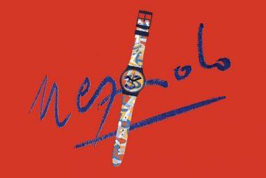 Swatch Ugo, l'orologio che celebra i 35 anni del brand